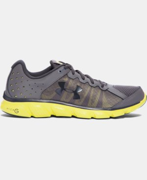 Men's UA Micro G® Assert 6 Running Shoes LIMITED TIME: FREE U.S. SHIPPING 1 Color $52.99