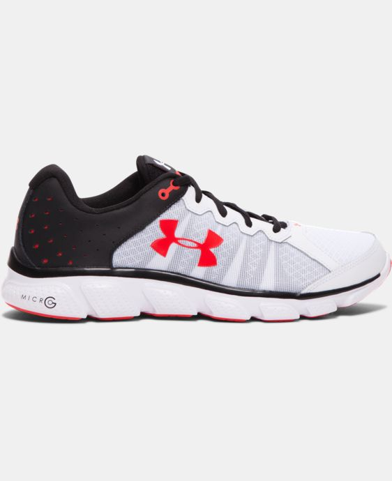 Men's UA Micro G® Assert 6 Running Shoes  1 Color $69.99