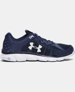 Men's UA Micro G® Assert 6 Running Shoes LIMITED TIME: FREE U.S. SHIPPING  $69.99