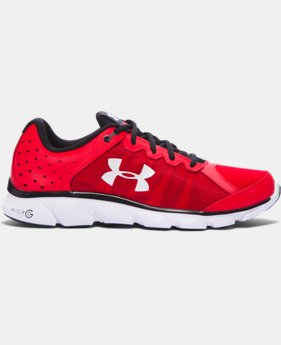New Arrival Men's UA Micro G® Assert 6 Running Shoes  1 Color $69.99