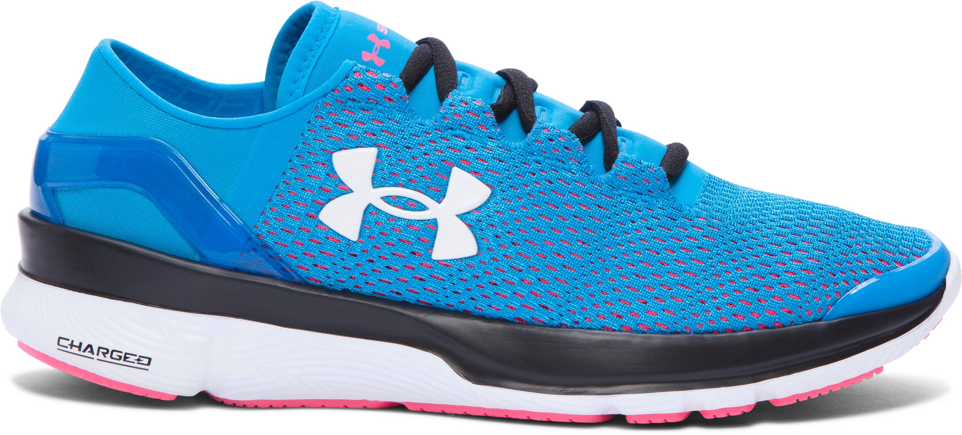 Women's UA SpeedForm® Apollo 2 Running Shoes, DYNAMO BLUE, zoomed image