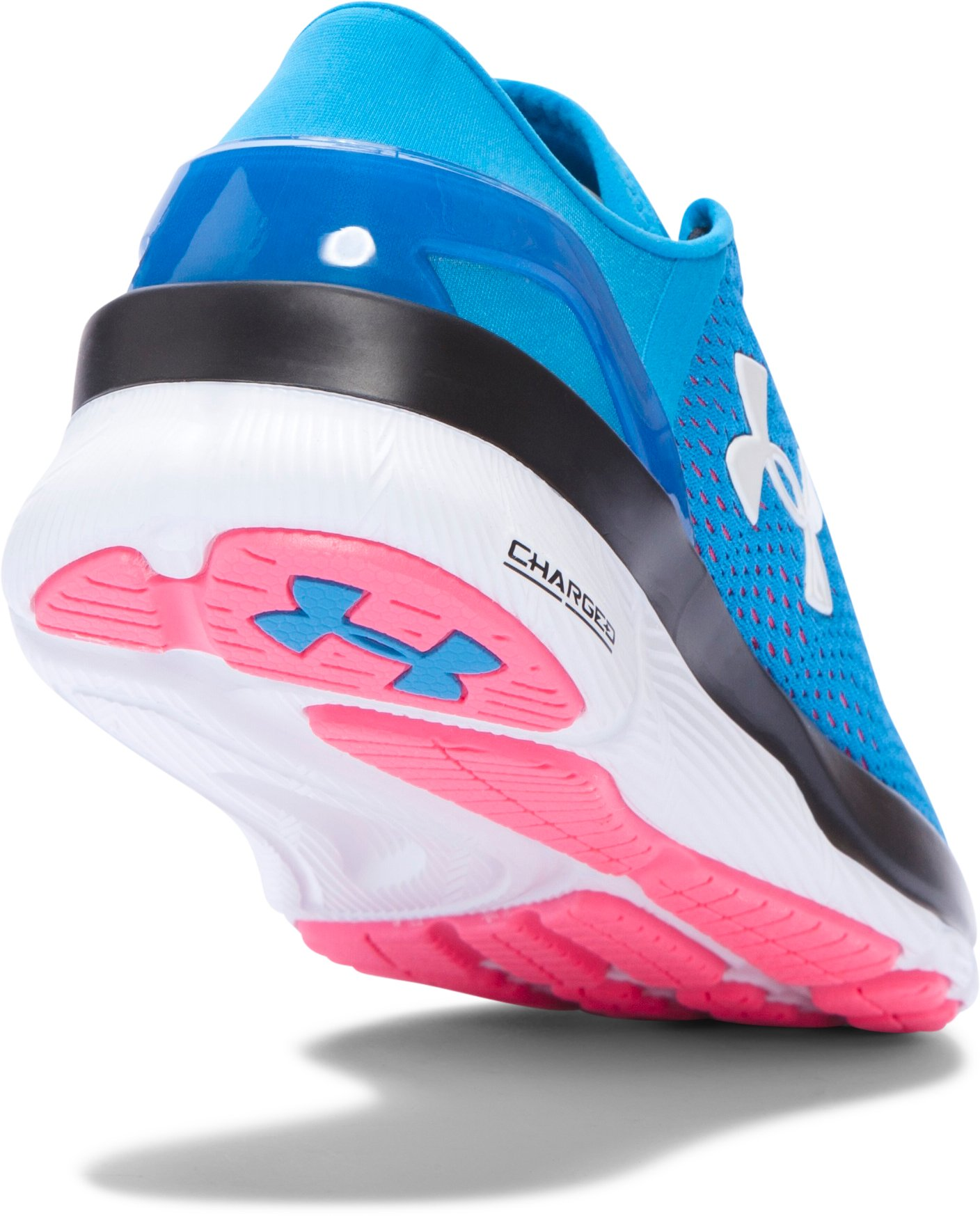 Women's UA SpeedForm® Apollo 2 Running Shoes, DYNAMO BLUE