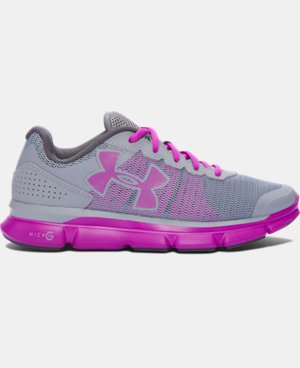 Women's UA Micro G® Speed Swift Running Shoes LIMITED TIME OFFER + FREE U.S. SHIPPING  $59.99