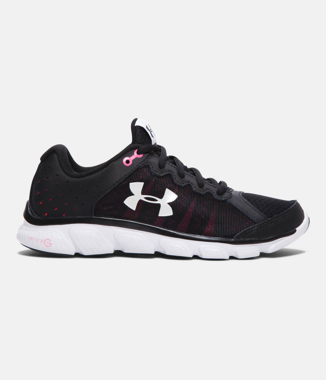 Awesome Details About Women39s Under Armour Micro G Monza Running Shoes