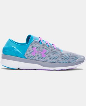 Girls' Grade School UA SpeedForm® Apollo 2 Running Shoes  1 Color $74.99