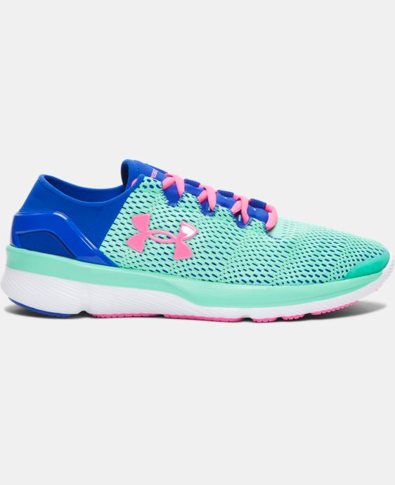 Girls' Grade School UA SpeedForm® Apollo 2 Running Shoes   $56.24