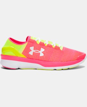 Girls' Grade School UA SpeedForm® Apollo 2 Running Shoes
