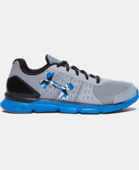 Boys' Grade School UA Micro G® Speed Swift Running Shoes  1 Color $33.74 to $44.99