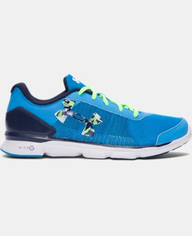 Boys' Grade School UA Micro G® Speed Swift Running Shoes    $39.74