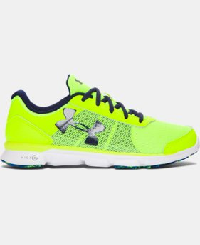 Boys' Grade School UA Micro G® Speed Swift Running Shoes    $59.99