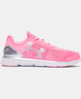 Girls' Grade School UA Micro G® Speed Swift Running Shoes  1 Color $59.99