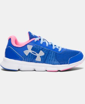 Girls' Pre-School UA Speed Swift Running Shoes
