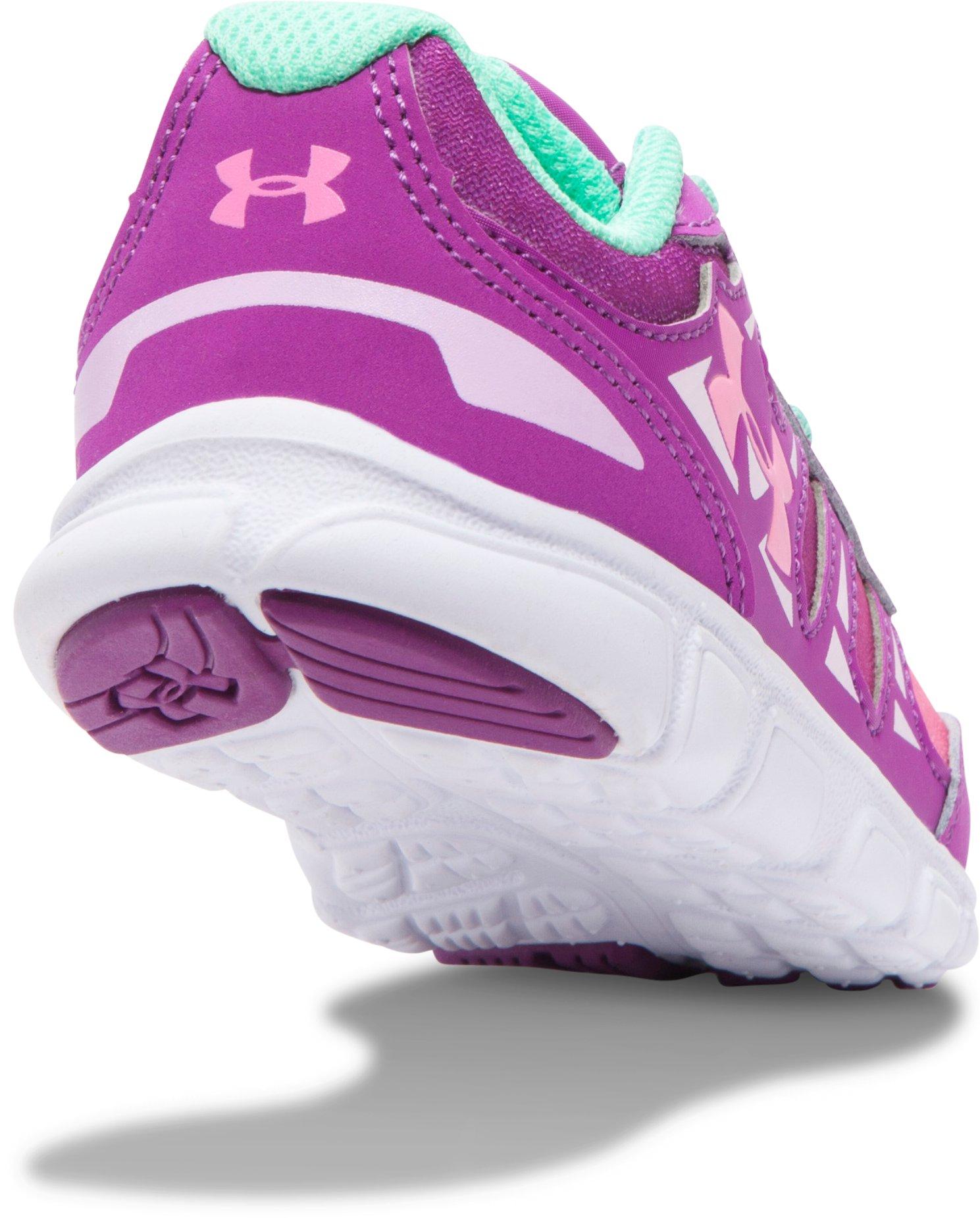 Girls Infant UA Spine Running Shoes