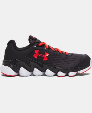 Boys' Grade School UA Micro G® Spine™ Disrupt Running Shoes LIMITED TIME: FREE SHIPPING  $67.99