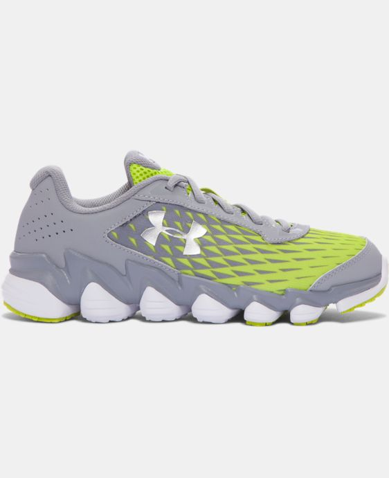 Boys' Grade School UA Micro G® Spine™ Disrupt Running Shoes  1 Color $67.99