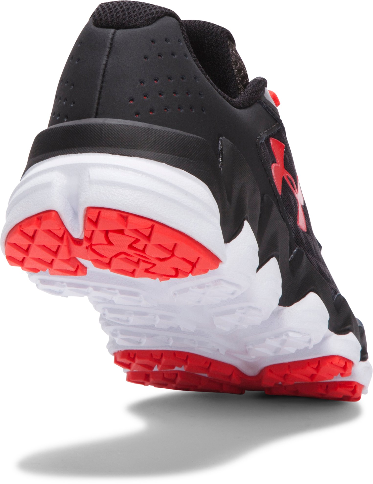Boys' Pre-School UA Spine Disrupt Running Shoes, Charcoal