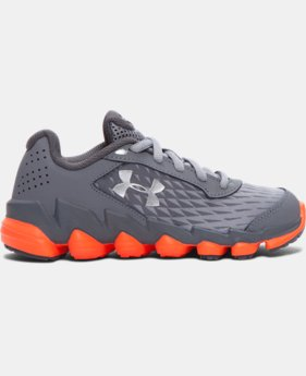 Boys' Pre-School UA Spine Disrupt Running Shoes  4 Colors $59.99