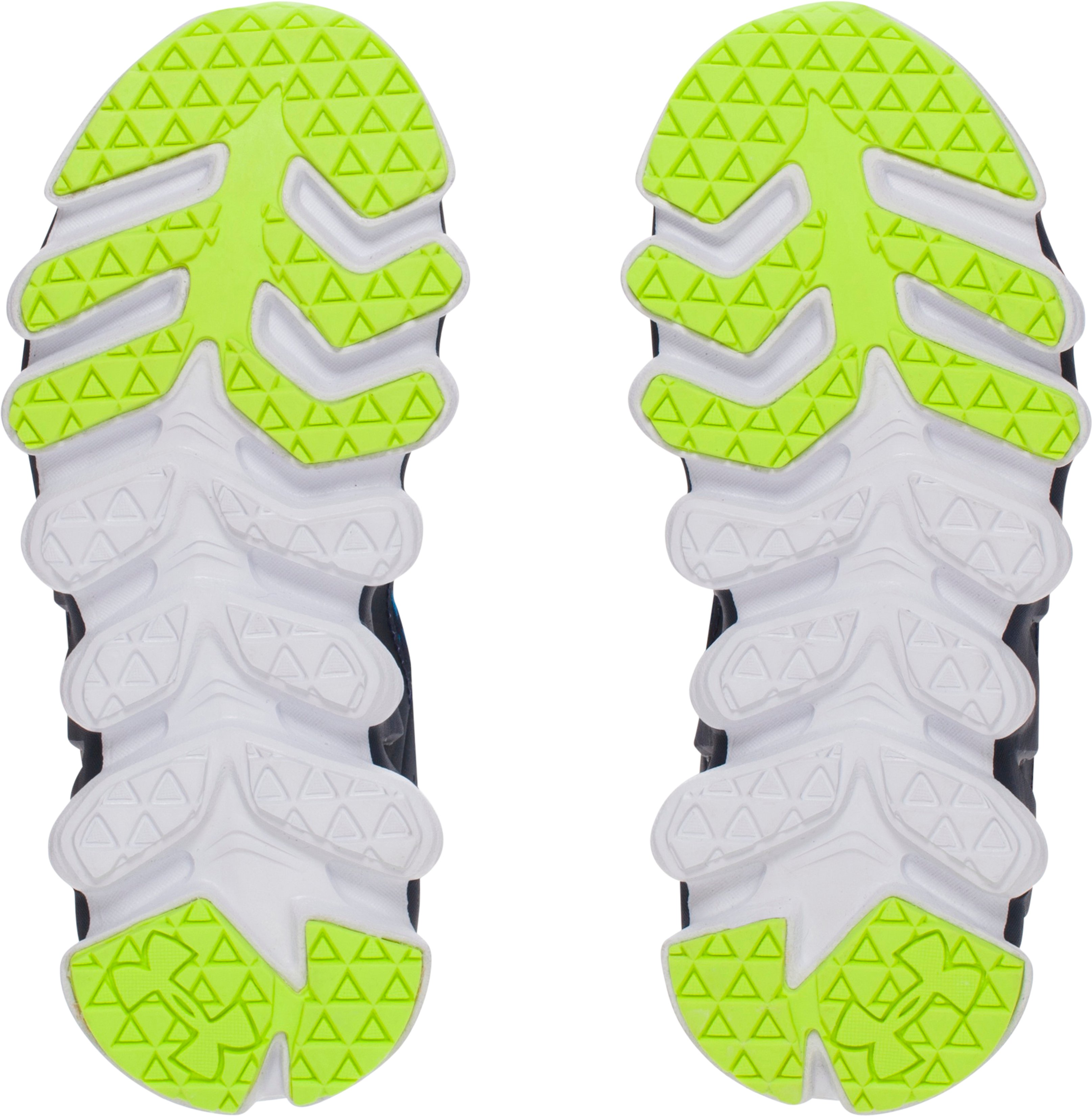 Boys' Pre-School UA Spine Disrupt Running Shoes, SNORKEL, undefined