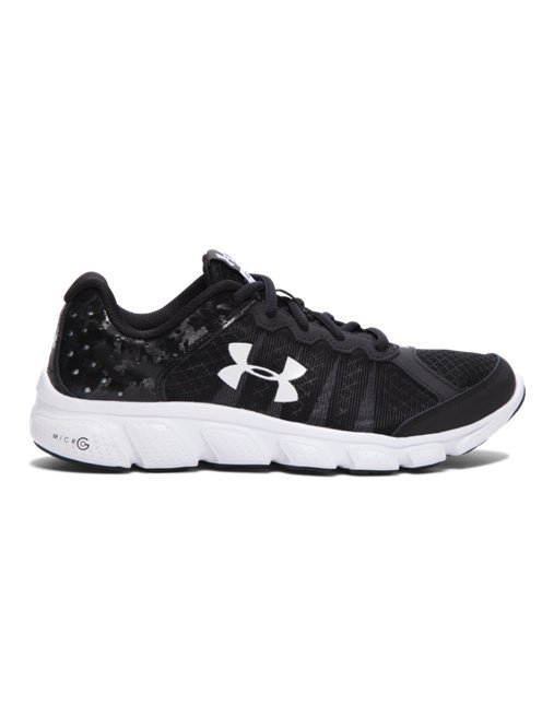This review is fromBoys  Grade School UA Micro G® Assert 6 Running Shoes. 5c8111e0f