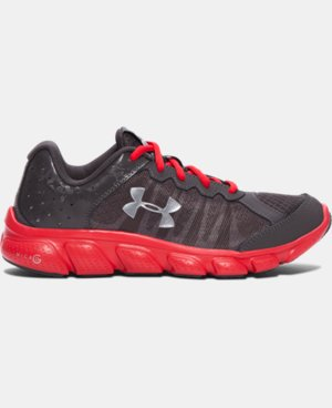 Boys' Grade School UA Micro G® Assert 6 Running Shoes LIMITED TIME: FREE SHIPPING 2 Colors $41.99 to $69.99