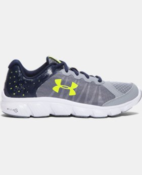 Boys' Grade School UA Micro G® Assert 6 Running Shoes  4 Colors $69.99