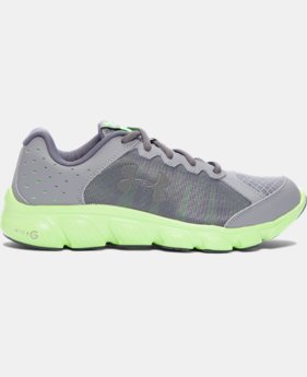 Boys' Grade School UA Micro G® Assert 6 Running Shoes LIMITED TIME OFFER 2 Colors $38.99
