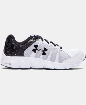 Boys' Grade School UA Micro G® Assert 6 Running Shoes LIMITED TIME: FREE U.S. SHIPPING  $51.99