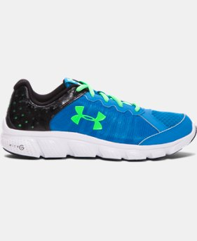 Boys' Grade School UA Micro G® Assert 6 Running Shoes  10 Colors $51.99