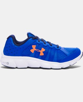 Boys' Grade School UA Micro G® Assert 6 Running Shoes  1 Color $51.99