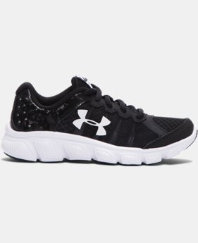Boys' Pre-School UA Assert 6 Running Shoes  4 Colors $51.99