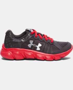 Boys' Pre-School UA Assert 6 Running Shoes LIMITED TIME: FREE SHIPPING 2 Colors $41.99