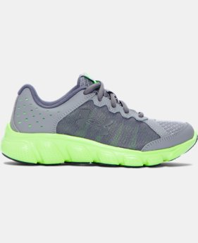 Boys' Pre-School UA Assert 6 Running Shoes  4 Colors $54.99
