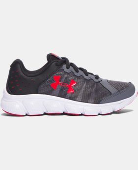 Boys' Pre-School UA Assert 6 Running Shoes LIMITED TIME OFFER 5 Colors $38.99