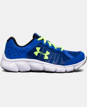 Boys' Pre-School UA Assert 6 Running Shoes  10 Colors $51.99