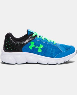 Boys' Pre-School UA Assert 6 Running Shoes   $31.49