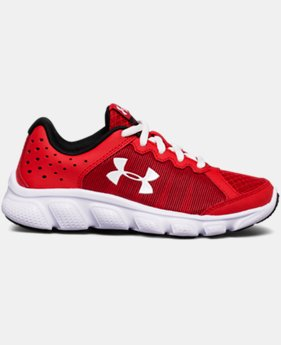 Boys' Pre-School UA Assert 6 Running Shoes LIMITED TIME OFFER 1 Color $38.99 to $249