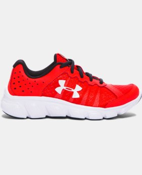 Boys' Pre-School UA Assert 6 Running Shoes   $51.99