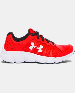 Boys' Pre-School UA Assert 6 Running Shoes LIMITED TIME: FREE U.S. SHIPPING  $38.99 to $41.99