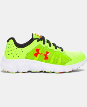 Boys' Pre-School UA Assert 6 Running Shoes LIMITED TIME: FREE U.S. SHIPPING 1 Color $38.99 to $41.99