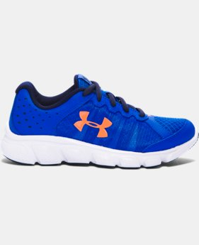 Boys' Pre-School UA Assert 6 Running Shoes  9 Colors $51.99