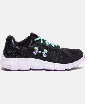 Girls' Grade School UA Micro G® Assert 6 Running Shoes  2 Colors $51.99