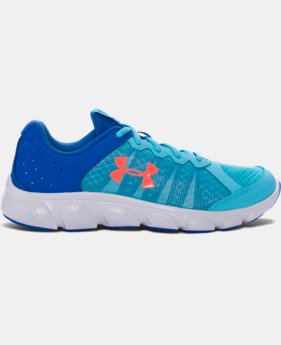 Girls' Grade School UA Micro G® Assert 6 Running Shoes LIMITED TIME OFFER 3 Colors $52.49