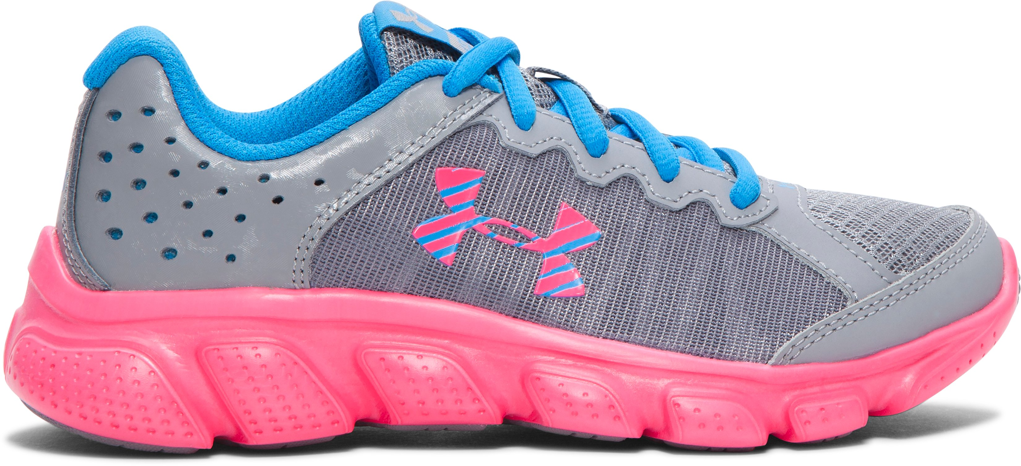 girls pre school ua assert 6 running shoes armour us