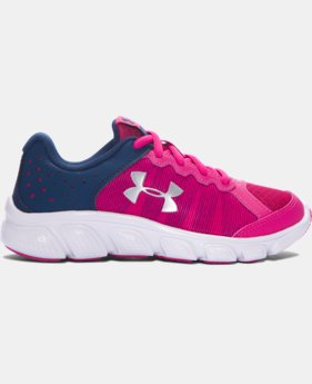 Girls' Pre-School UA Assert 6 Running Shoes  5 Colors $51.99