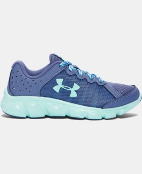 Best Seller Girls' Pre-School UA Assert 6 Running Shoes  1 Color $51.99