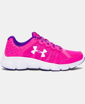 Girls' Pre-School UA Assert 6 Running Shoes LIMITED TIME: FREE U.S. SHIPPING 1 Color $51.99