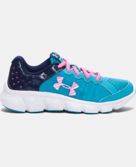 Girls' Pre-School UA Assert 6 Running Shoes  2 Colors $54.99