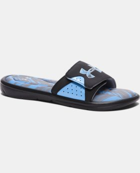 Men's UA Ignite Banshee II Slides LIMITED TIME: FREE SHIPPING 1 Color $28.99