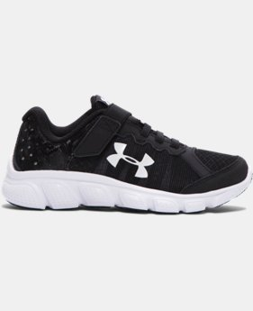 Boys' Pre-School UA Assert 6 AC Running Shoes  4 Colors $51.99