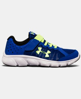 Boys' Pre-School UA Assert 6 Running Shoes  3 Colors $51.99